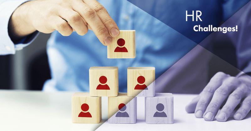 چالش های مدیریت منابع انسانی hrm