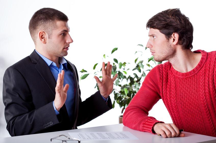 برخورد با مشتری بی ادب
