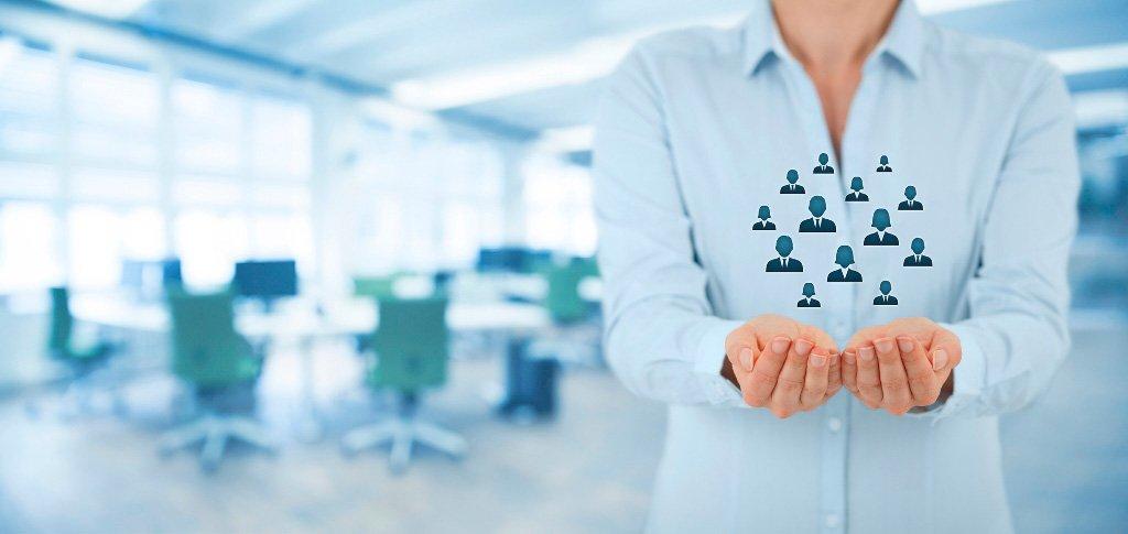 مدیریت کارمندان به راحتی دینگ