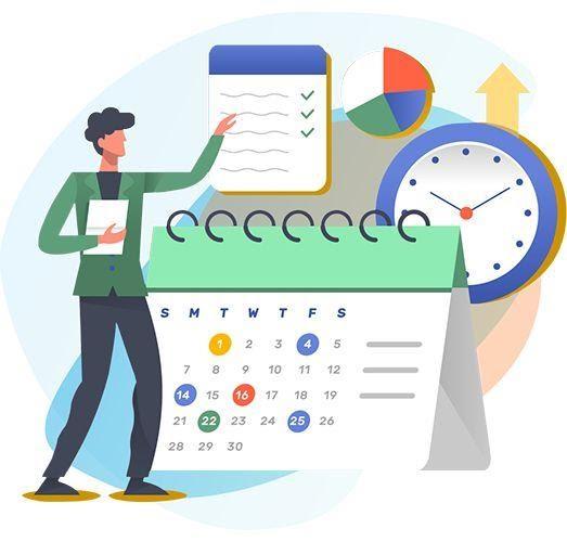یکپارچه سازی مراودات کاری با سامانه های آنلاین