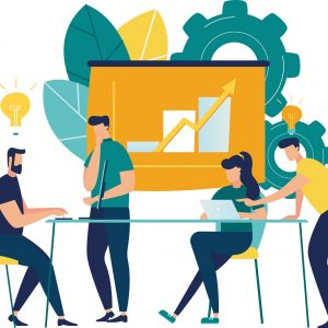هوشمند سازی مراودات کاری