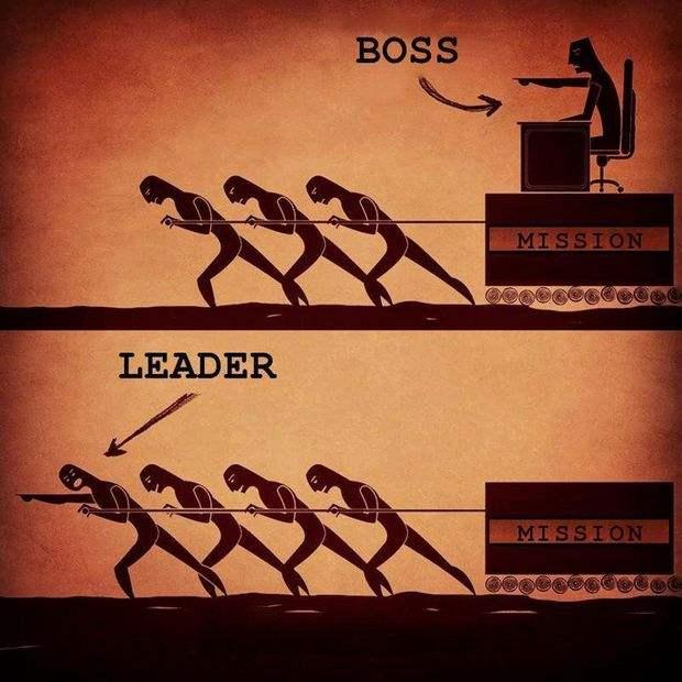 تفاوتهای مدیر و رهبر چیست