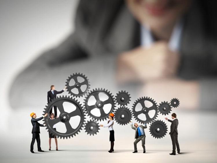 مدیریت تیم در دورکاری